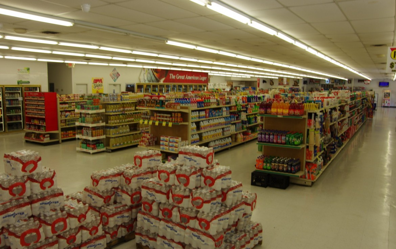 Grocery Interior