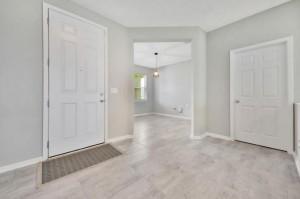 Home Interior Entry