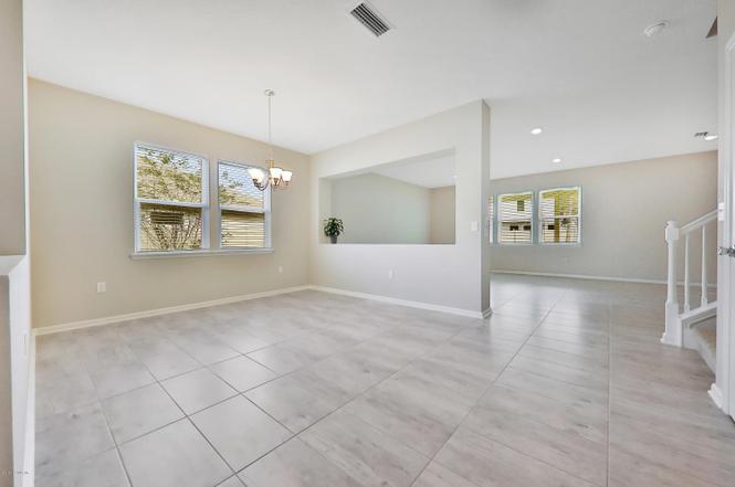 Home Interior Living Area