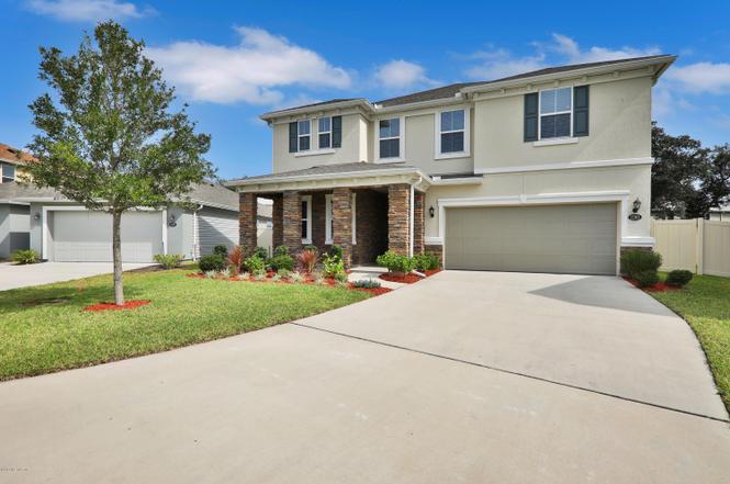 Home Residential Exterior closer view