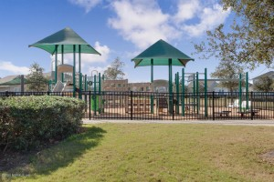 Addison Play Park Area view 2