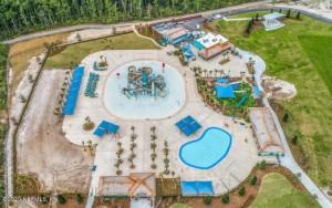 Water Park Under Construction