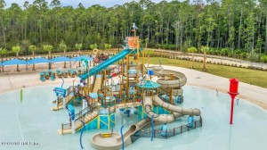 Water Park close up